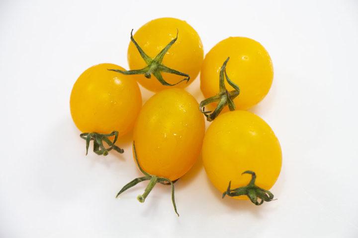 イエローミニトマト